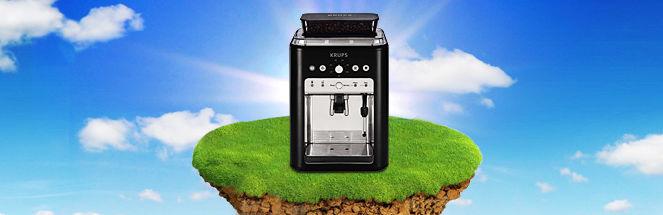 Utopia empfiehlt Saturn Kaffeemaschine